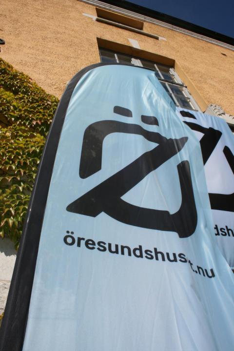 Gränshinder i fokus för årets Øresundshus i Almedalen