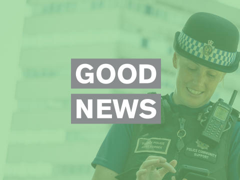 Eagle eyed PCSOs enable arrests of suspected drug dealers in Brighton