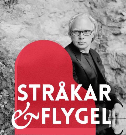 Roland Pöntinen & Musica Vitae – Med stråkar & flygel – på Palladium Malmö 14 februari