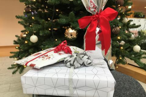 Kätkeytyykö joulupakettiin tietoturvariski?