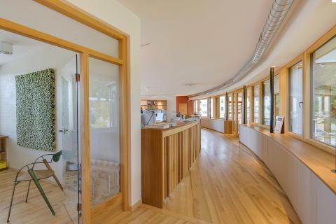 IBN-Gebäude Büroräume