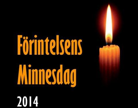 Förintelsens minnesdag i Västerås