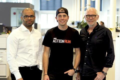 NJIE förvärvar ActionRun - Sveriges största hinderbana i stadsmiljö