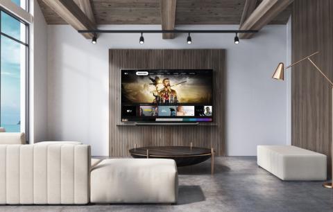 Apple TV -sovellus ja Apple TV+ saatavilla LG:n vuoden 2019 televisiomalleissa yli 80 maassa