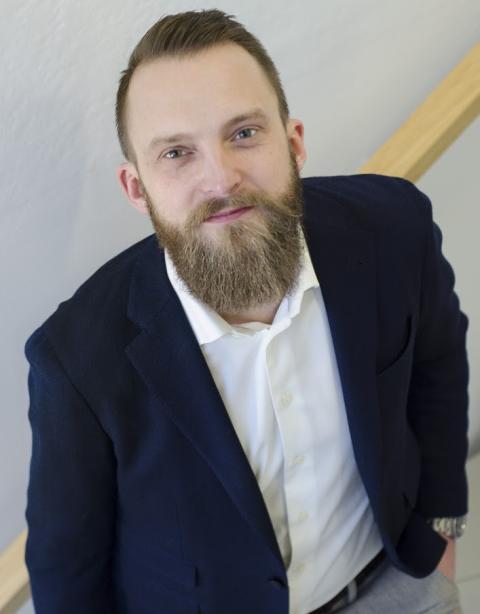 Fredrik Askerdal ny VD för Kabona