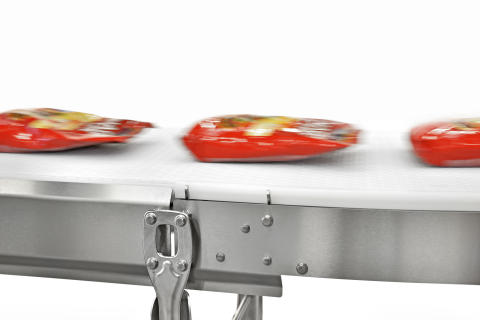Clean, safe conveying - the new wide belt solution