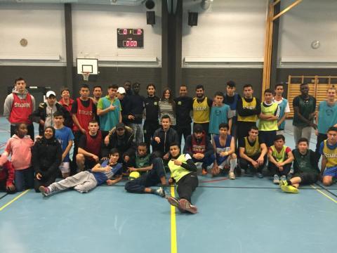 Project Playground startar verksamhet i Sverige 2016