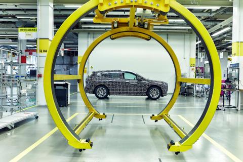 Bag kulisserne til det nye flagskib BMW iNEXT