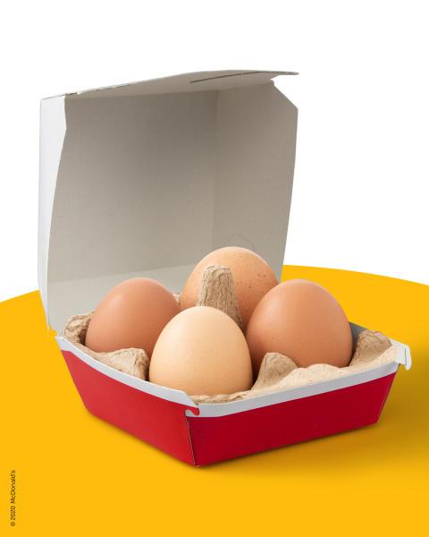 McDonald's Deutschland spendet Lebensmittel an lokale Tafeln