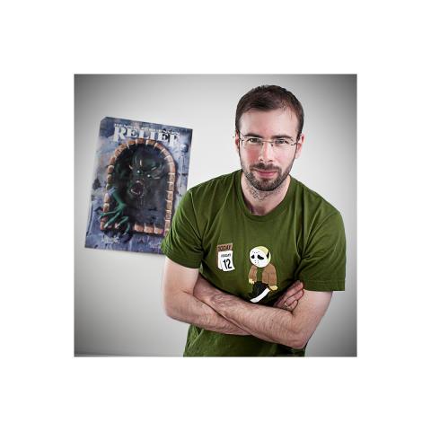 Mathias Clasen, horror-forsker ved Aarhus Universitet