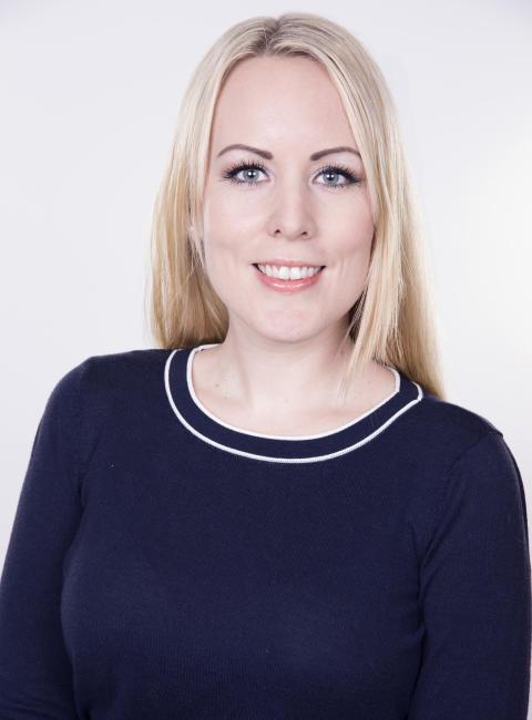 Anna Norrström, foto: Martina Bergenheim