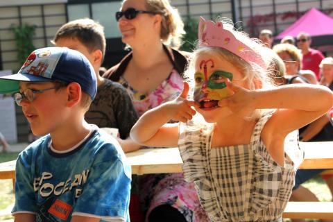 Bärenherz-Sommerfest lockt 1.000 Besucher in den Kees'schen Park