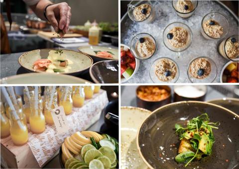 Executive Breakfast på Radisson Blu Metropol i Helsingborg kommer tillbaka sommaren 2020
