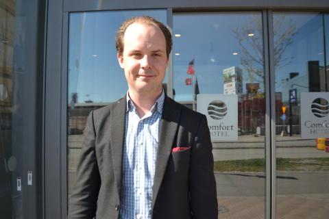 Comfort Hotel Malmö rekryterar global spelare till VD-posten