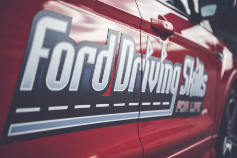 Ford Driving Skills For Life 2017 (10)