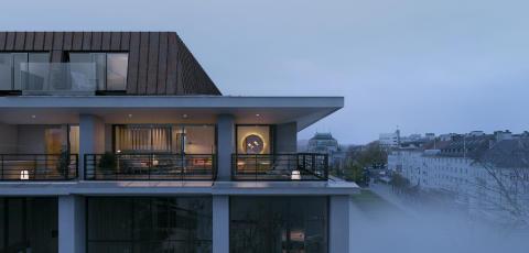 Hotel Norge by Scandic - Lyden av Bergen