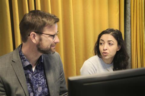Kommundoktorand bidrar till värdefull utveckling i Skellefteå