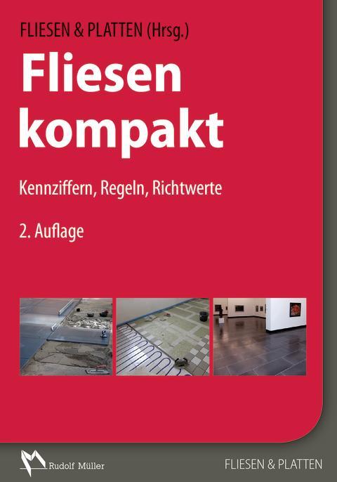 Fliesen kompakt, 2 Auflage (2D/tif)