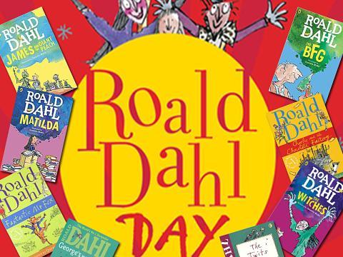 Put Roald Dahl Day on your (Charlie) bucket list!