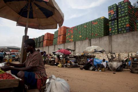 Accra bryggerier / Bryggerijätte smiter från skatt i Afrika och Indien
