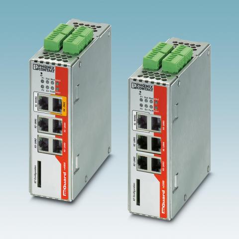 Sikkerhedsrouter med IPsec og OpenVPN