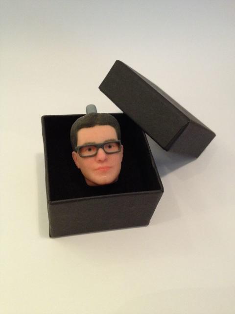 Jimmie Åkesson i 3D