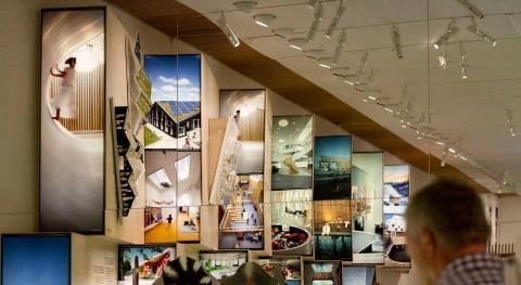 Arkitema med på New Nordic udstilling på Louisiana