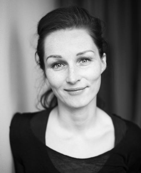 Portrett Line Halsnes. Foto: Observatoriet