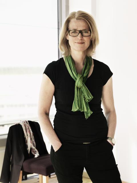 Inger Mattsson, hållbarhetschef Scandic