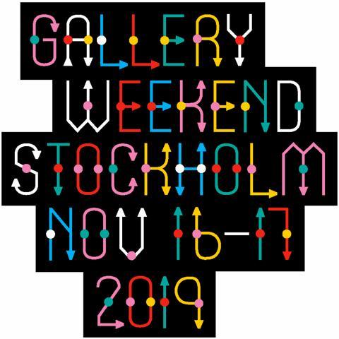 Gallery Weekend Stockholm