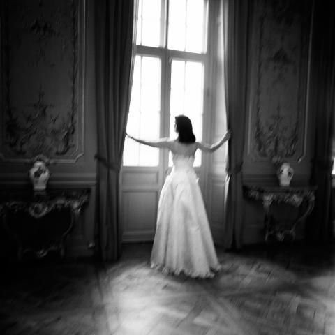 """Bild på auktionsobjekt: """"Drottning Silvia"""", foto: Denise Grünstein"""