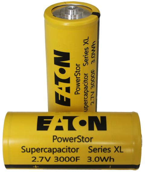 Eaton UPS Supercapacitors