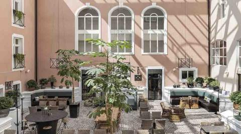 CLARION COLLECTION® HOTEL VICTORIA VINNER PRIS  SOM ÅRETS BÄSTA HOTEL