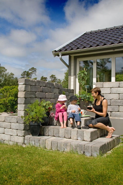 Sveriges största bostadsenkät visar:  Stor chans att hitta drömvillan i Västerbotten i sommar