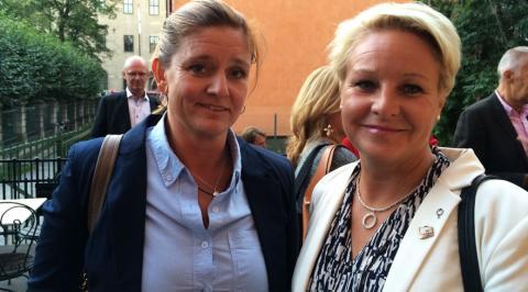 Ministern berömmer Jönköpings företag