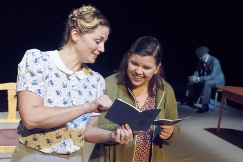 Aktuell nyskriven kammaropera gästspelar på GöteborgsOperan i Skövde