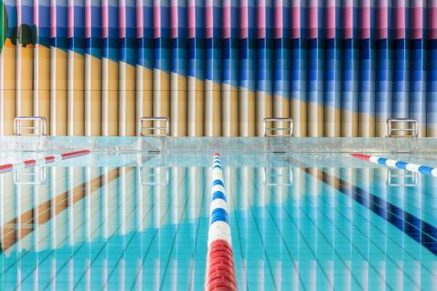 Berufsschule Pool