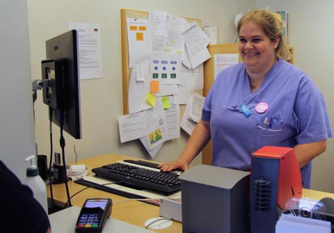 E-frikort i TakeCare förenklar besöket på vårdcentralen