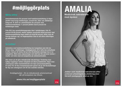 Fotoutställningen Möjliggör plats öppnar Iris program i Almedalen