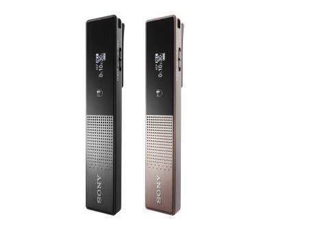 Cтильный и компактный цифровой диктофон Sony ICD-TX650