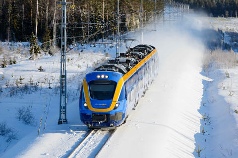 Norrbotniabanan - Kustnära järnväg för samman Europa