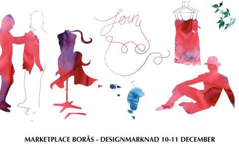 Marketplace Designmarknad 10 - 11 december
