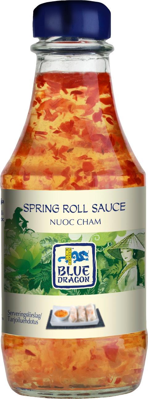 Blue Dragon Vietnamesisk Dippsås (Nuoc Cham)