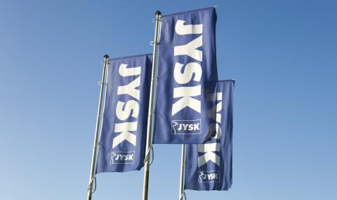 JYSK відкриває одразу два магазини у Львові та Кривому Розі
