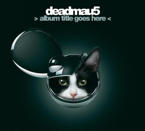 DEADMAU5 - > album title goes here < - Ude d. 24. august