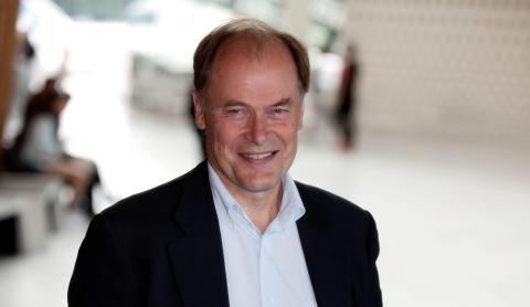 Tom Remlov er sjef for Riksteatret