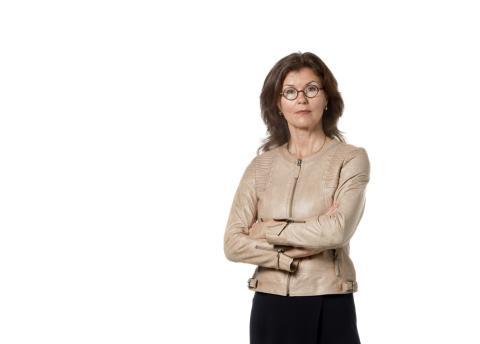 """Heidi Avellan medverkar i """"Världen av idag"""", Kunskapsklubbens nya föreläsningsserie."""