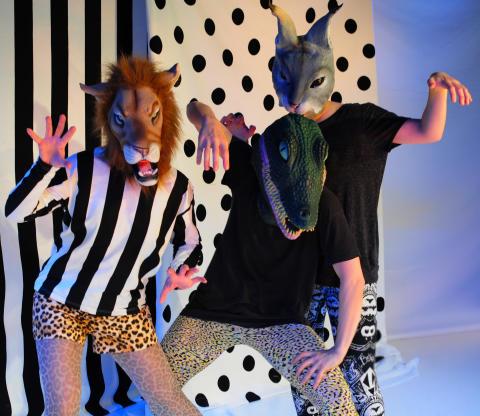 FAUNAN OCH JAG  - Minna Krook Dans