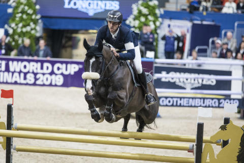 Time for the riders to shine in the first round of the Longines World Cup™ Final