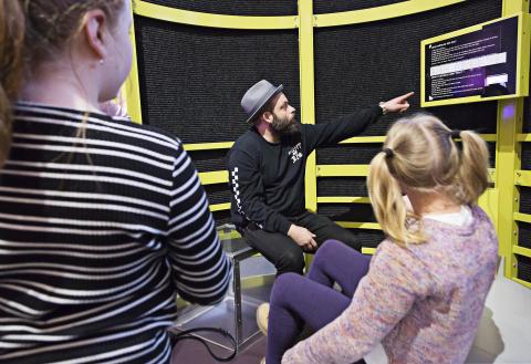 Musikhjälpen Tekniska museet